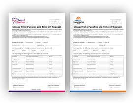 #18 za Make a one page employee form od pipra99