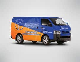 #17 pёr Design a Van and Ute wrap for my business nga NaheanChowdhury