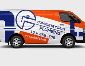 #7 pёr Design a Van and Ute wrap for my business nga Riyad0097