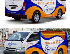 #23 pёr Design a Van and Ute wrap for my business nga banduwardhana