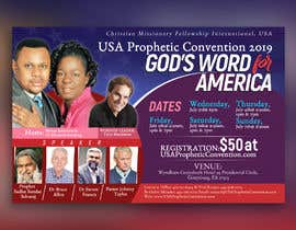 #32 pёr USA Conference Flyer Design nga Hasan628