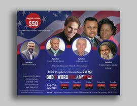 #21 pёr USA Conference Flyer Design nga mdmehedi1
