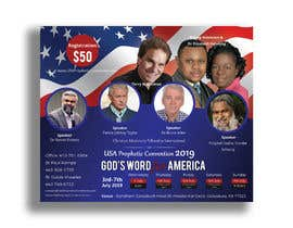 #30 pёr USA Conference Flyer Design nga mdmehedi1