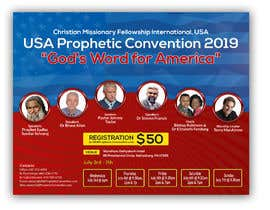 #33 pёr USA Conference Flyer Design nga rubelshah007