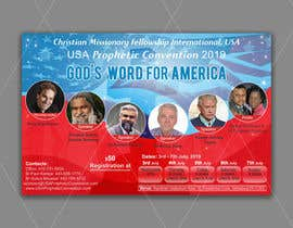 #24 pёr USA Conference Flyer Design nga forhaad