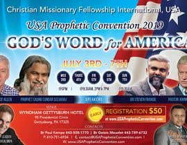 #38 pёr USA Conference Flyer Design nga ferisusanty