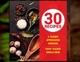 #54 pёr Cookbook - Book Cover Contest nga scraaz70