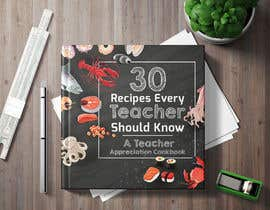 #71 for Cookbook - Book Cover Contest by sbh5710fc74b234f