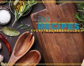 #73 pёr Cookbook - Book Cover Contest nga Likerboy