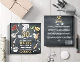 #56 pёr Cookbook - Book Cover Contest nga biplabnayan
