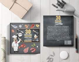 #68 pёr Cookbook - Book Cover Contest nga biplabnayan
