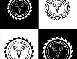 #36 pёr Logo for carpentry business - should be a straightforward job nga mdsairukhrahman7
