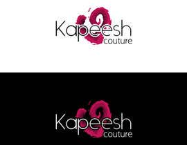 #25 pёr We are needing this logo attached redesigned. We are needing a more polished and modern design. The colors are hot pink, black and white. This is a women's clothing boutique. Please be original. KAPEESH COUTURE nga iammisbah