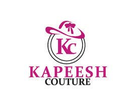 #27 za We are needing this logo attached redesigned. We are needing a more polished and modern design. The colors are hot pink, black and white. This is a women's clothing boutique. Please be original. KAPEESH COUTURE od babitakumawat