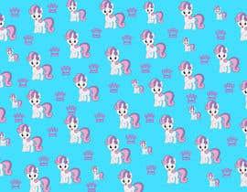 #62 za Design a Cute Unicorn Pattern od Sagor97