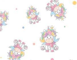 #59 za Design a Cute Unicorn Pattern od DaneyraGraphic