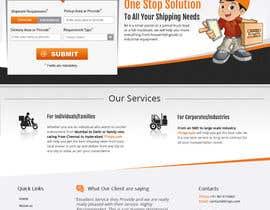 #7 para Design a Website Template for iTrops.com por anj12