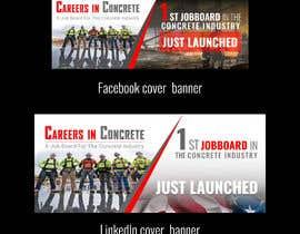 #82 za Facebook and LinkedIn cover banner od malekhossain1000