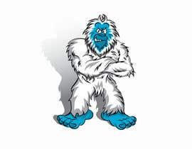#16 za I need a cartoon Yeti mascot od gilart