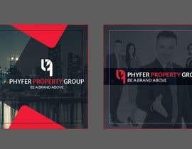 #52 za Need a modern professional Real Estate Logo & Business card layout od logocountry