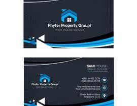 #48 za Need a modern professional Real Estate Logo & Business card layout od Taslijsr