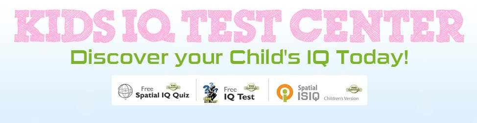 Inscrição nº 34 do Concurso para Banner Ad Design for Kids IQ Test Center - Winner Gets $100