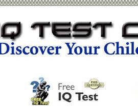 arivalagan1989 tarafından Banner Ad Design for Kids IQ Test Center - Winner Gets $100 için no 28