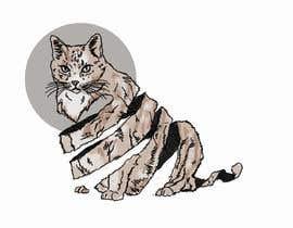 #139 za Draw tattoo style images of my cat od Maxoverdrawn