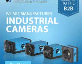 #7 za Design Google Adwords Remarketing Banners/Images/HTML for industrial cameras in B2B sector od Spark22