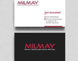 #98 za Make a logo + business card od wefreebird