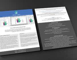 #40 untuk Graphic design - develop a media kit/flyer oleh relansarwar