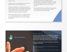 #32 untuk Graphic design - develop a media kit/flyer oleh ChiemiDesigns