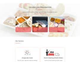 #31 za Make a Photoshop File for Website First UI 1- Landing Page od gopi00712122