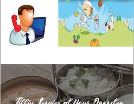 #39 za Make a Photoshop File for Website First UI 1- Landing Page od ZMZIM