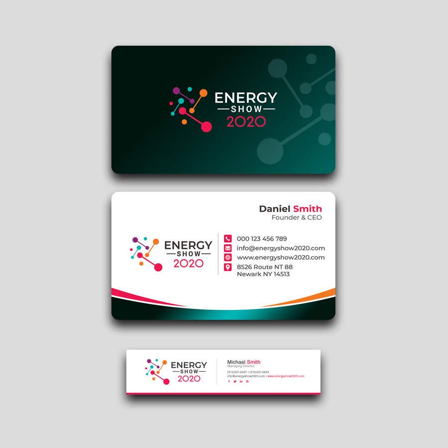 Contest Entry #482 for Business card and e-mail signature template.