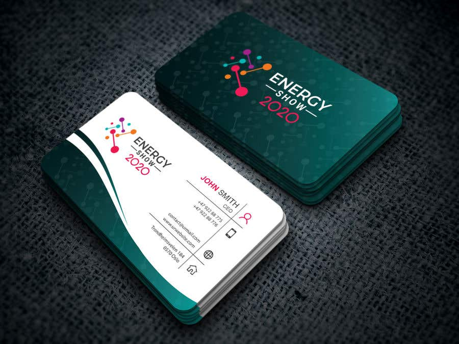 Contest Entry #648 for Business card and e-mail signature template.