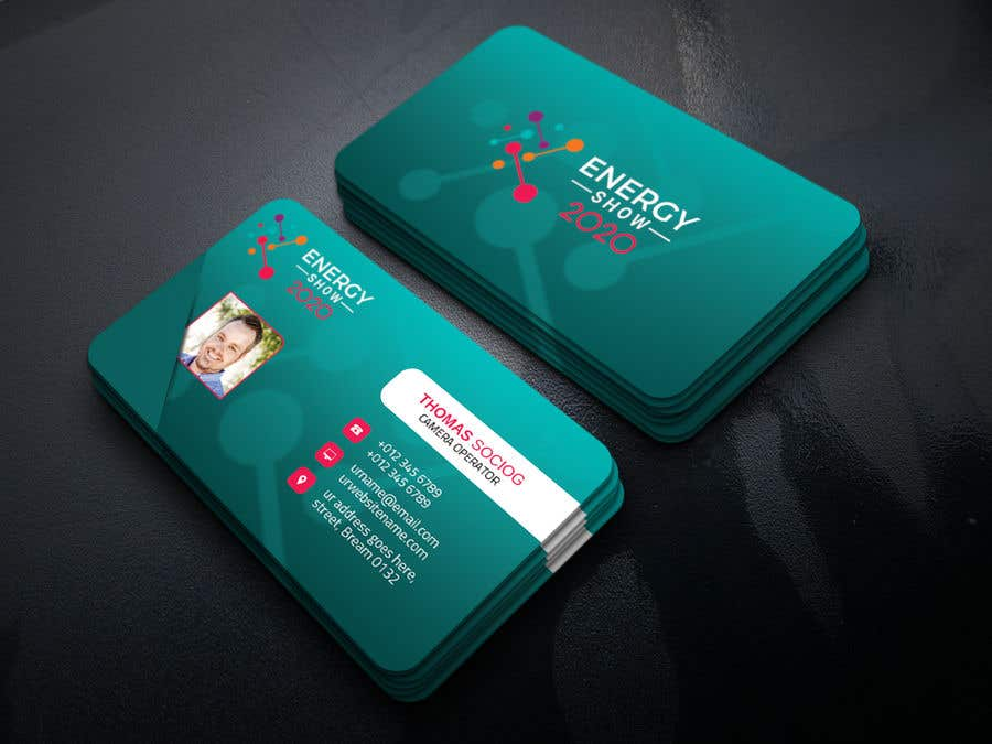 Contest Entry #639 for Business card and e-mail signature template.