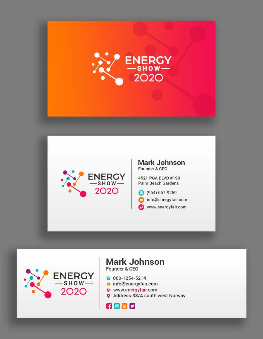 Contest Entry #357 for Business card and e-mail signature template.