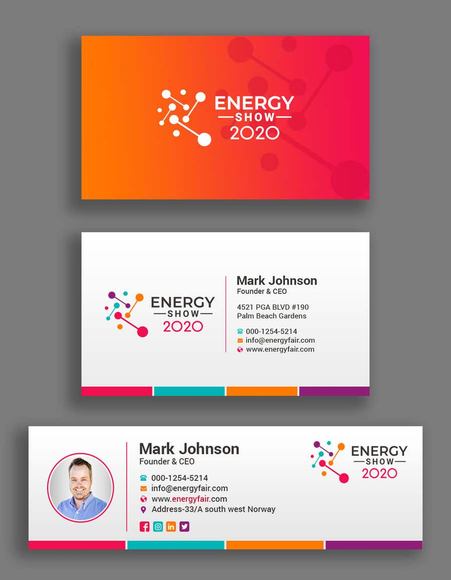 Contest Entry #375 for Business card and e-mail signature template.