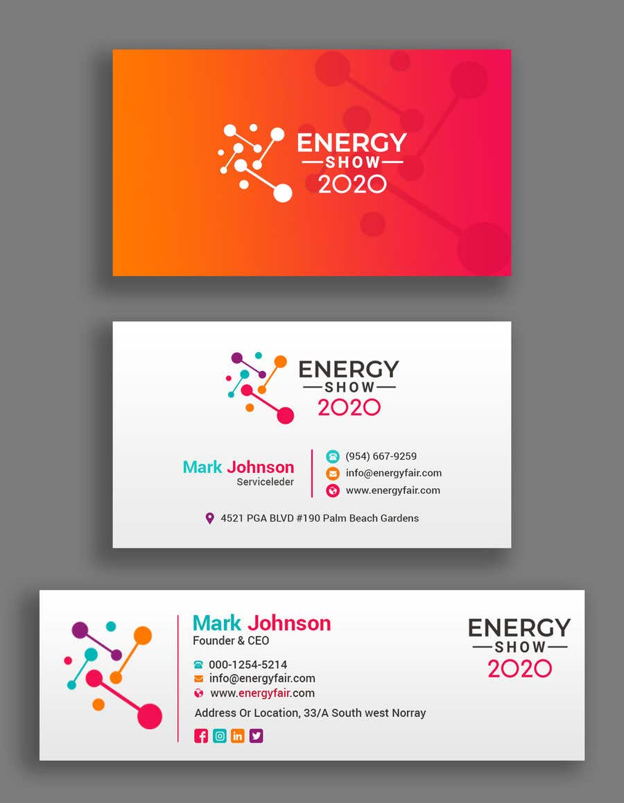 Contest Entry #385 for Business card and e-mail signature template.