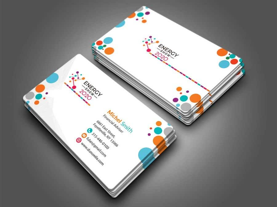 Contest Entry #641 for Business card and e-mail signature template.