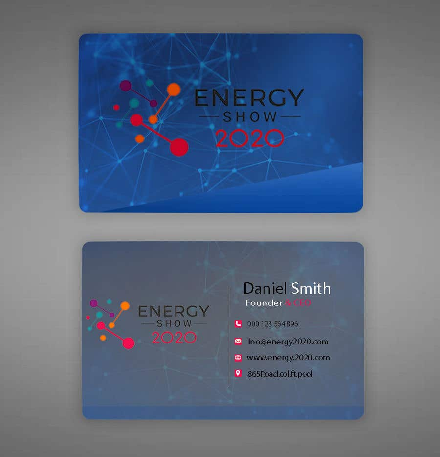 Contest Entry #756 for Business card and e-mail signature template.