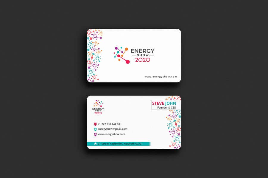 Contest Entry #749 for Business card and e-mail signature template.