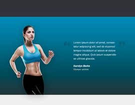 #20 za Need PSD for physical therapy website home page od Fraffaele