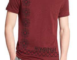 #43 for T-SHIRT DESIGN FOR ROMANIA by stefaniamar