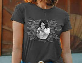 #23 za Tee Shirt illustration od hasembd