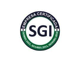 #21 para Logotipo SGI por alexzsicoy