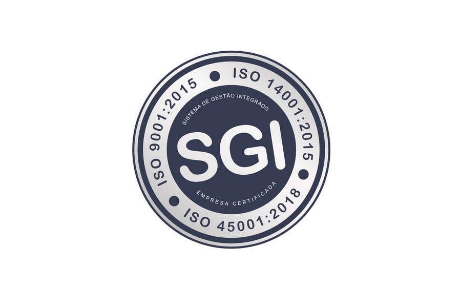 Inscrição nº                                         14                                      do Concurso para                                         Logotipo SGI