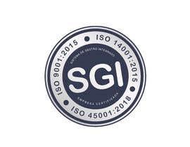 #14 para Logotipo SGI por Anthuanet