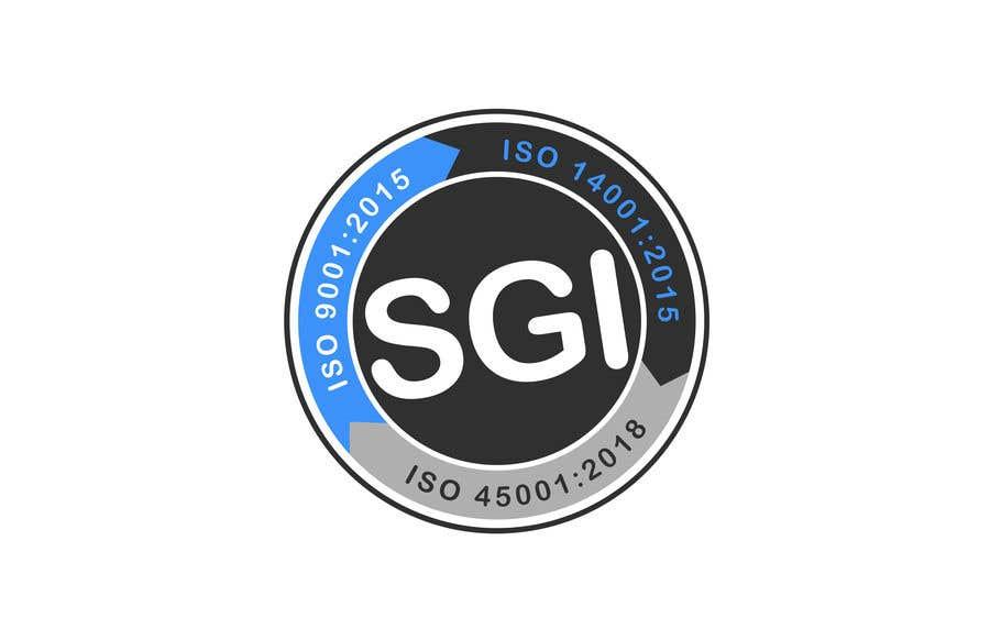 Inscrição nº                                         34                                      do Concurso para                                         Logotipo SGI